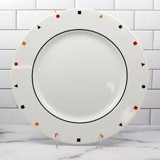 """Sasaki Elements Round Chop Plate 12"""" (30cm) Platter Fine China Japan Ehrenreich"""