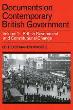 USED (VG) Documents on Contemporary British Government: Volume 1, British govern