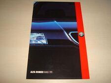 Manuali e istruzioni per auto Alfa Romeo