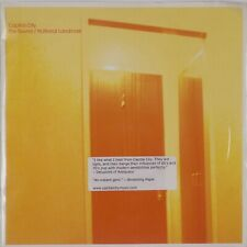 """CAPITAL CITY: The Sound / National Landmark 7"""" Gold Disc Indie Pop NM"""