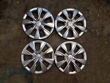 "Set of 4 New 2014 2015 2016 Corolla 15"" Hubcaps Wheel Covers 61171"