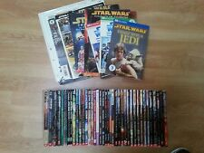 49 Star Wars books-Comics_Last of the Jedi_Jedi Apprentice_Jedi Quest_Boba Fett