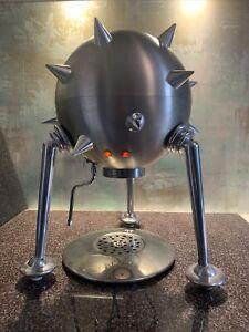 Saeco Etienne Louis Design Espresso Maschine von Carlo Borer Sputnik Rar CB Indu