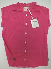 NEU BNWT Jottum EPINAL edle Bluse pink Shirt 110 116 5-6Y UVP 39,95€