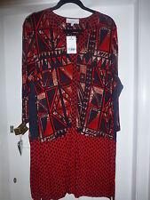 NEXT V-Neck Midi Plus Size Dresses for Women