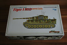 1/35 Cyber Hobby 6660, Tiger I Mid, Command Version, Winter 1943 Production