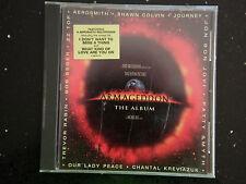 Armageddon (The Album)  ZZ Top, Aerosmith, Jon Bon Jovi, Journey  (REF BOX C43)