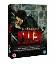 Mission Impossible  Quadrilogy  1-4 Box Set  [DVD]