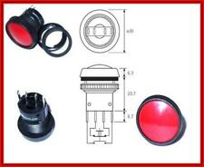 Drucktaster 250 V 10 A 1 x Aus/(Ein) IP67  76-91 Serie 1 Stück
