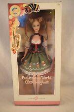 Mattel Barbie Doll OKTOBERFEST Festivals of the World  #J0929  NRFB  2006  (517)