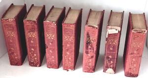 Writings of Thomas Jefferson 1905 7 Vol. Set