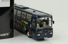 1979 Mercedes-Benz Bus O303-15 RHD en vogue blau 1:43 Minichamps