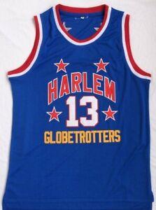 HARLEM GLOBETROTTERS Wilt Chamberlain #13 Jersey