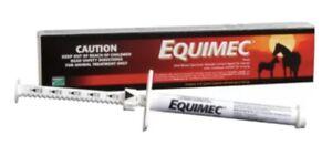 Equimec Broadspectrum Wormer Parasite Control Horse Summer Sore - 6.42g (E4030)