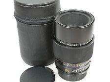 LEICA APO MACRO-ELMARIT R 2,8/100 3-cam für SL/SL2 R3-R7(R8/9) TOP + Lederkö.