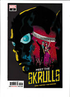 Meet the Skrulls #2 NM- 9.2 Marvel Comics Fantastic Four,Avengers,Iron Man