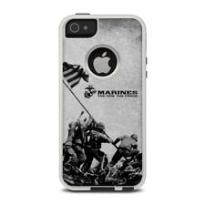 Skin for Otterbox iPhone 5/5S - Flag Raise by US Marine Corps - Sticker Decal