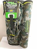 Travel Fishing Rod & Tackle Box Leg Holster / Great for Telescopic Rods /