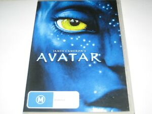 AVATAR james cameron DVD R4 NEW