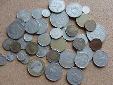 42+ Mexican Coins Money Mexico 1960-1990's Coin Peso Pesos Lot of 42 Coins