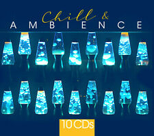 CD Chill & Ambience von Various Artists 10CDs