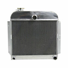 4 Row Aluminum Radiator for 49-52 Plymouth Suburban / 49-50 Special Deluxe
