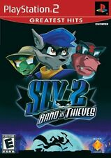 Sly 2: Band of Thieves [PlayStation2] NEW!