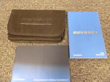 2016 Honda Odyssey Minivan Owner Manual User Guide LX EX SE EX-L Touring Elite