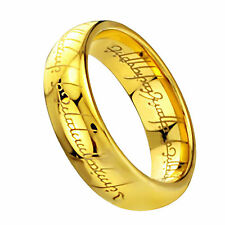 jewellery Lord of the Rings Unisex Men&Women's Stainless Steel Fashion Cryatal