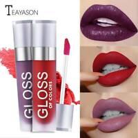 10 Colors Long Lasting Velvet Matte Lipstick Makeup Waterproof Liquid Lip Gloss