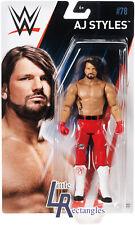Mattel Fmd39â WWE Personaggio Base AJ Styles Boys 15â cm