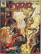 Orb #6 (1976, Orb Publications, Canada) GeneDay/JimCraig/DonMarshall UNREAD VF-