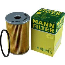 Original MANN Ölfilter H 820/3 x Oil Filter