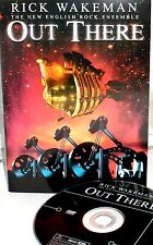 Rick Wakeman & the New English Rock Ensemble: Out There DVD YES MUSIC NASA, NEW