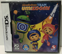 Team Umizoomi & Dora's Fantastic Flight Nintendo DS *New ! Sealed ! 🔥