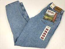 Wrangler Rugged Wear Men Relaxed Fit Denim Jeans 32x32 (30 x 31 actual) Blue New
