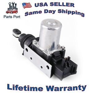 Power Door Lock Actuator  w/ Mounting Bracket Buick Cadillac Chevy GMC Pontiac
