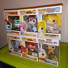 Funko POP! Dragon Ball Pilaf & Jiren, Aang, MHA Endeavor & Mina, Naruto Uzumaki