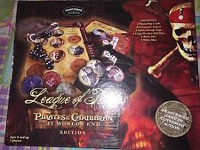 """LEAGUE OF PIRATES"" Pirates of the caribbean board game"
