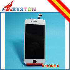 "Pantalla iPhone 6 4,7"" Completa, Display Retina LCD táctil BLANCO BLANCA"