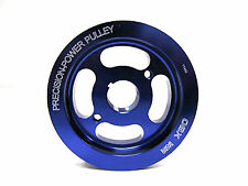 OBX Blue Aluminum Crank Pulley For 2004-2009 Scion tC 2008-2015 xB 2.4L 2AZ-FE