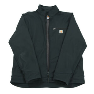 CARHARTT Crowley Waterproof Softshell Jacket | Large | Workwear Coat Rain