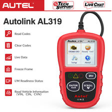 Autel Autolink AL319 OBD2 OBDII CAN Code Reader Scanner Diagnostic Tool AS AL329