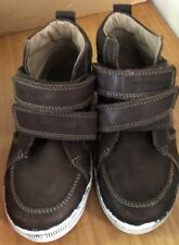 Garvalin Boots Boys Boots Spanish Size 29 - Mokka Great Condition