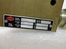 Herion 2102533X1 Directional Solenoid Valve + Fittings