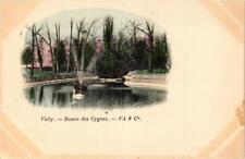 CPA Vichy Bassin des Cygnes (682742)