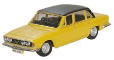 Oxford 76TP001 Triumph 2500 Saffron Yellow 1/76 Scale = 00 Gauge New in Case