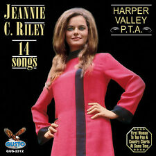 Harper Valley P.T.A. - Riley,Jeannie C. (2013, CD NEUF)