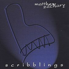 Scribblings - Matthew Zachary (CD 2006)