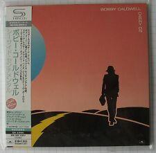 BOBBY CALDWELL - Carry On JAPAN SHM MINI LP CD NEU RAR! UICY-75090